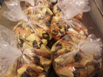 5 LB of Large Jumbo mix (3 to 4 Claws per LB)